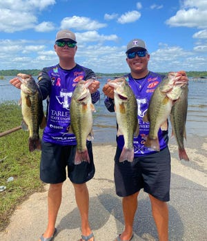 Tarleton's Reagan Nelson and Collin Reyes finished 28th in the recent at Lake of the Pines tournament.