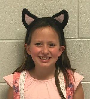 Maggie Elliott of  Surf City Elementary is Pender County Schools' Student of the Week.