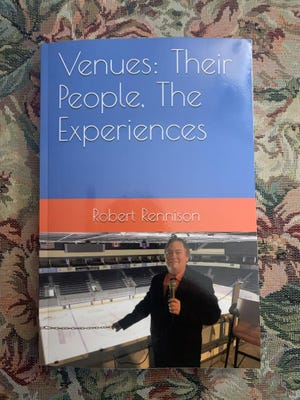 Former Topeka broadcaster Robert Rennison's book shares his experiences throughout his career working in a variety of venues.