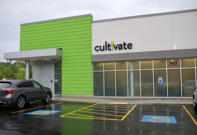 Cultivate on Southbridge Street in Worcester.