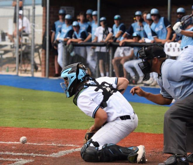 Pueblo West High School boys baseball's David Lambert has displayed growth over the course of this season.