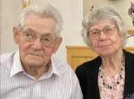 Thell and Margie Ellison