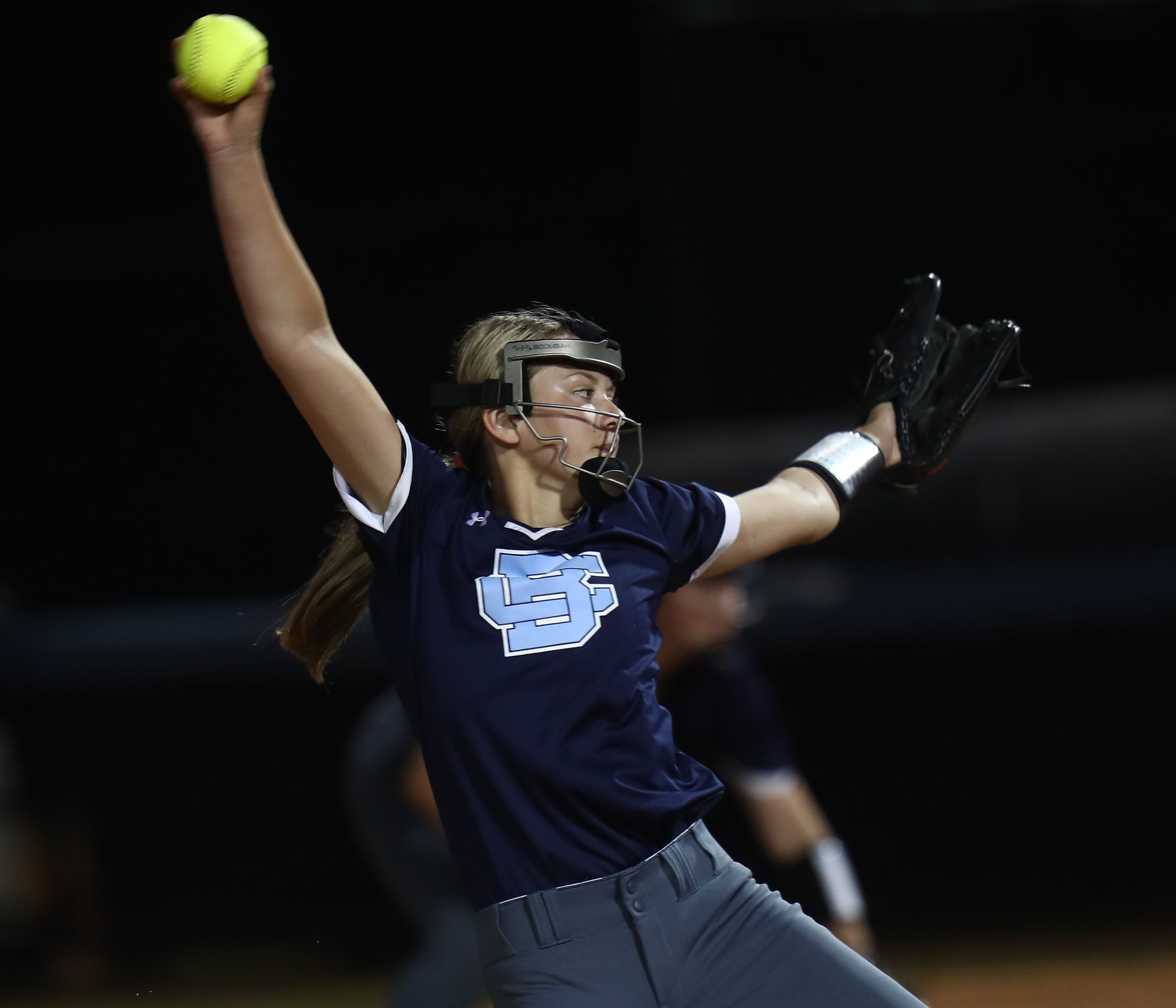 WATCH: Boone County softball's postseason run ends in 1st round of state tournament