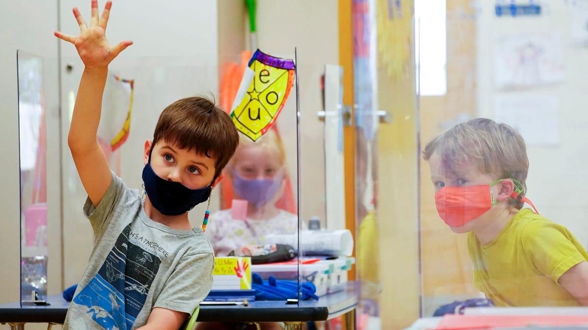 U.S. braces for surge of kindergartners in fall 3