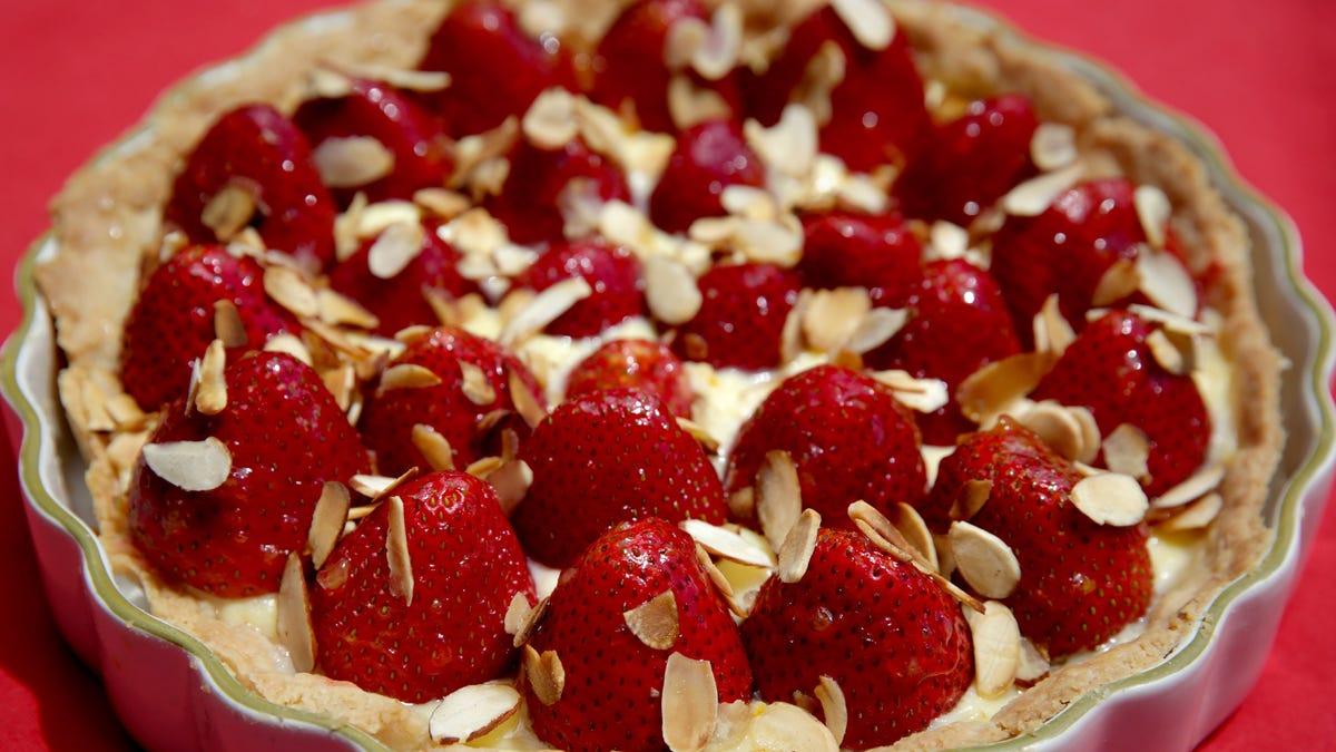 The glory of strawberries 2