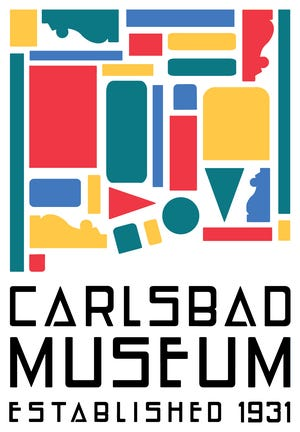 The new Carlsbad Museum logo designed by Jameson Lucas IV.