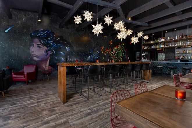 La Planchada restaurant in Prescott comes alive at night as a stylish tequila bar.