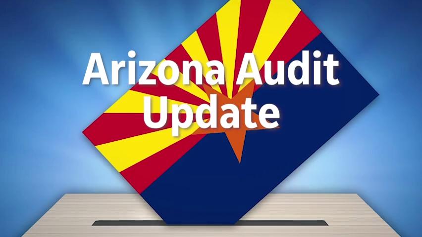Watermarks, bamboo and QAnon: Republic reporter explains Arizona audit hand court