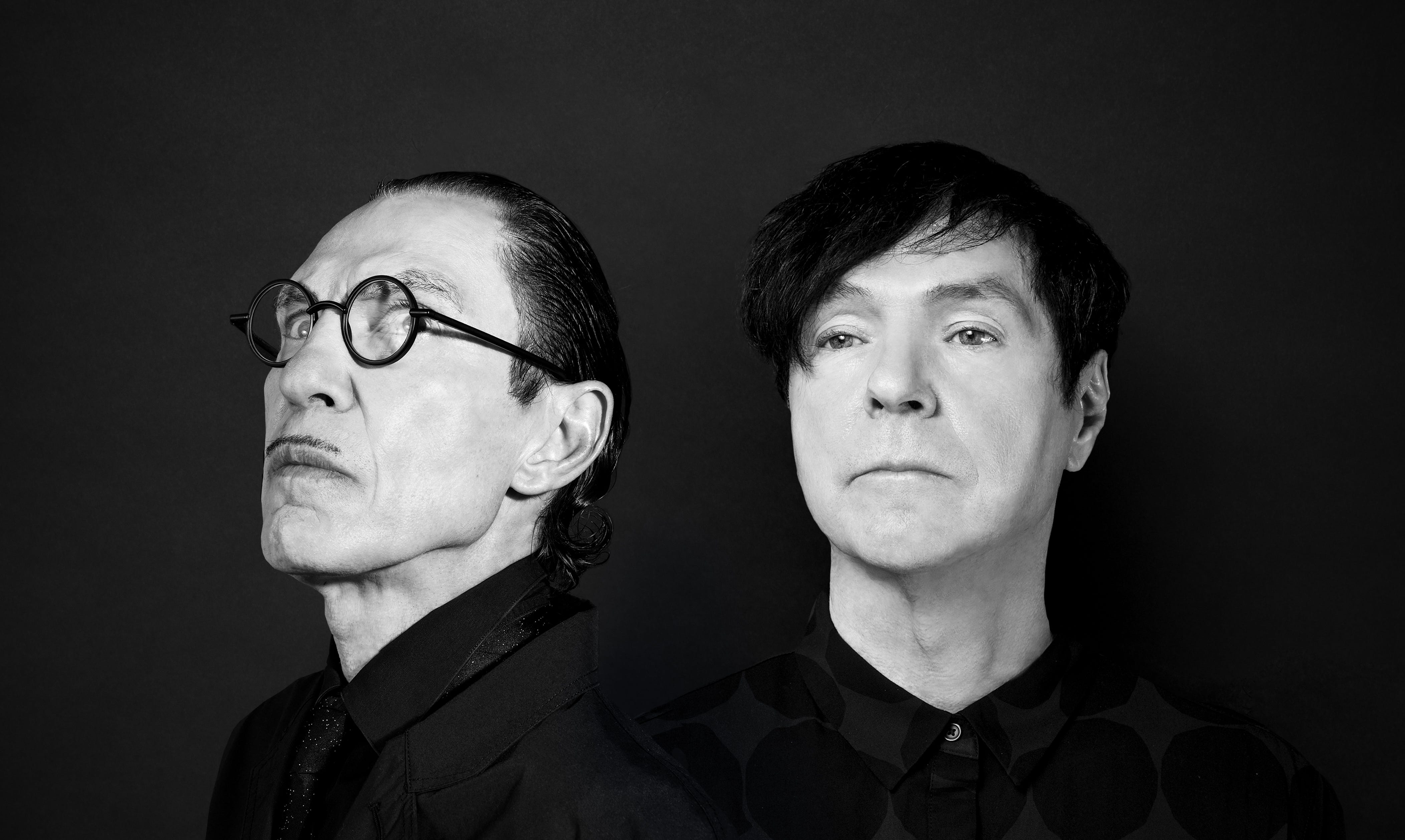 They were a bit much for most people : New film captures the essence of cult band, Sparks