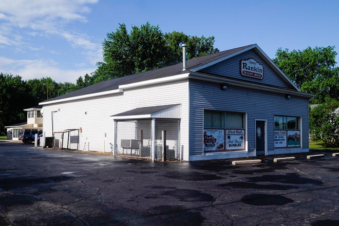 Jimmy Rankin Meats, at 4319 Lapeer Road, Port Huron Township, is closed after a small fire Saturday, June 12, 2021.