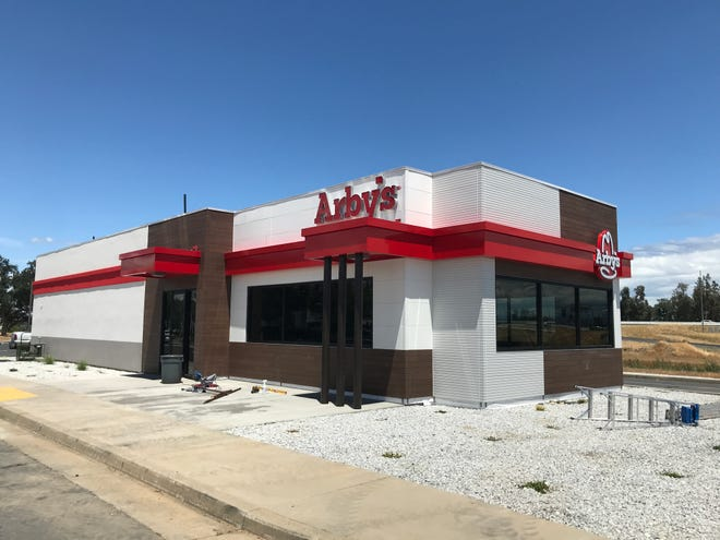 Arby's in Anderson is scheduled to reopen Tuesday.