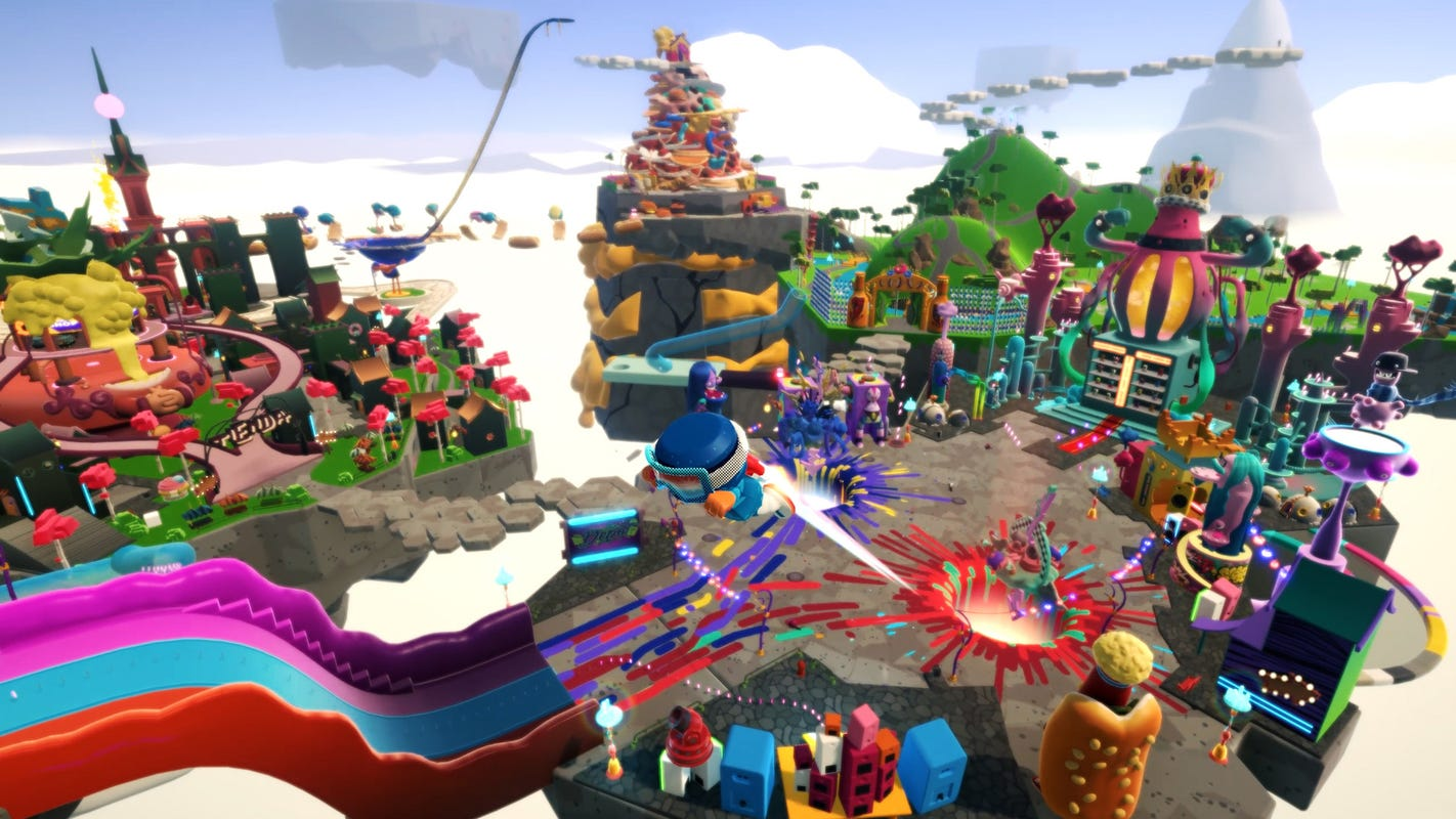 E3 2021: NFTs are coming to 'Blankos Block Party' and other video games