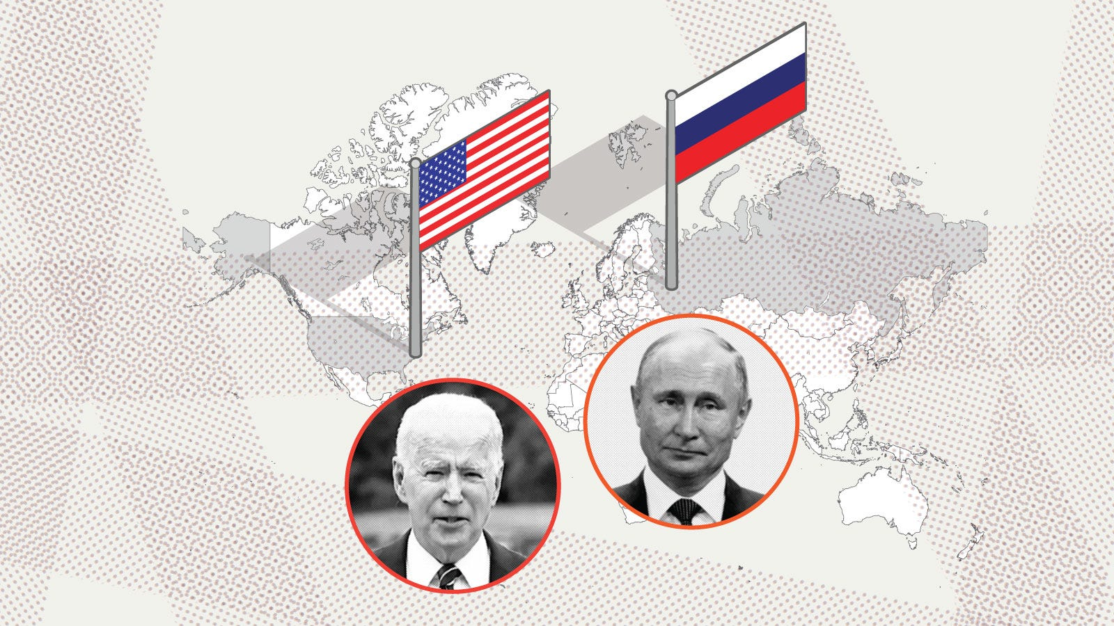 From Reagan and Gorbachev to Biden and Putin: 6 meetings show how the US-Russia relationship has evolved