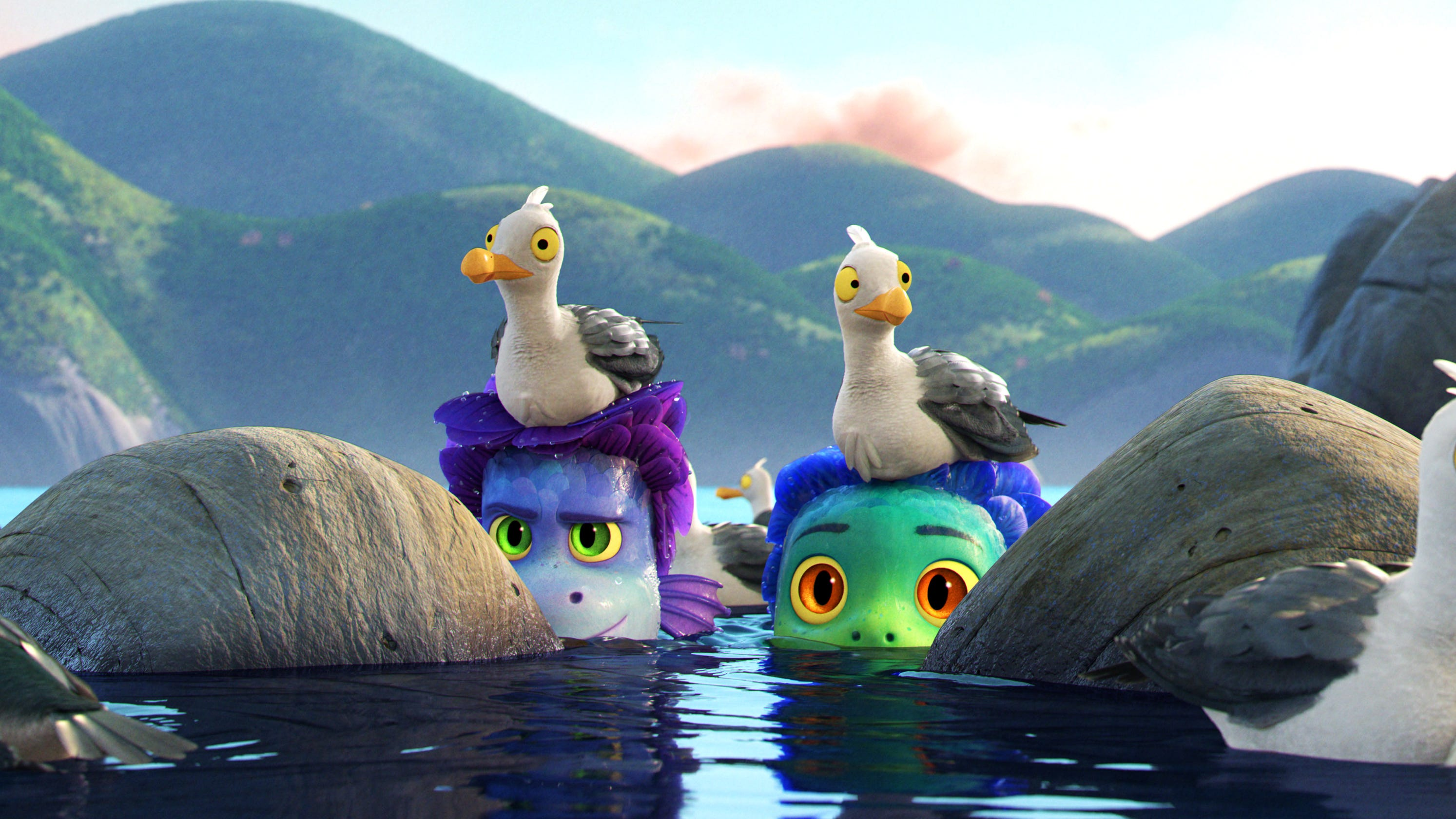 Review: Pixar's 'Luca' delivers an Italian-flavored Disney+ delight for kids of all ages