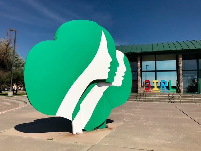 This June 7, 2021, image shows the headquarters of Girl Scouts of New Mexico Trails in Albuquerque, New Mexico.
