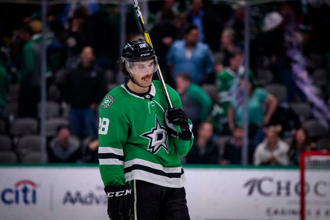 Stars defenseman Stephen Johns stepped away from hockey for 22 months while struggling with post-concussion symptoms and returned in 2020. He announced his retirement from the NHL.