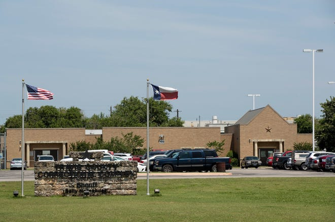 Travis County Correctional Complex on June 19, 2019.