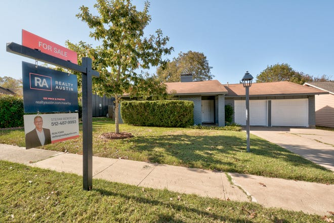 Realty Austin agent Stefan Benteler said he listed this 1,342-square-foot home in the Cherry Creek area in South Austin in November priced in the high $300,000s. It sold the first weekend it was on the market, fetching a purchase price around $450,000.