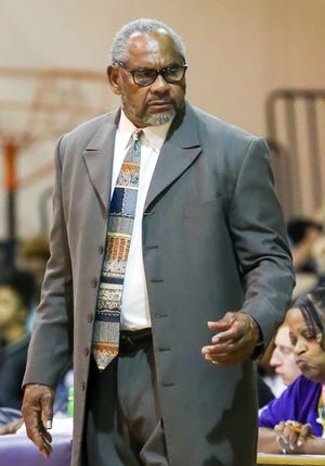 Freddie Roland, who has coached LBJ basketball for 25 years, announced his retirement recently. On Tuesday, the Austin school district announced he will return for at least another year.