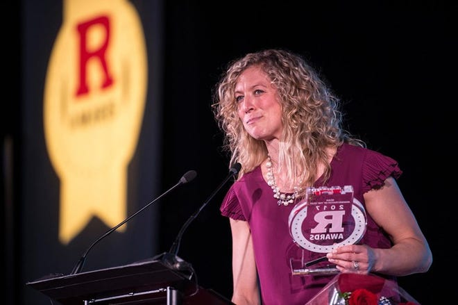 Rutgers deputy athletic director Sarah Baumgartner has accepted a role with the Texas athletic department.
