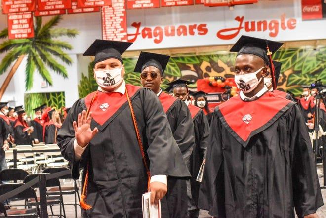 Ridgeland-Hardeeville High School held its graduation June 4.