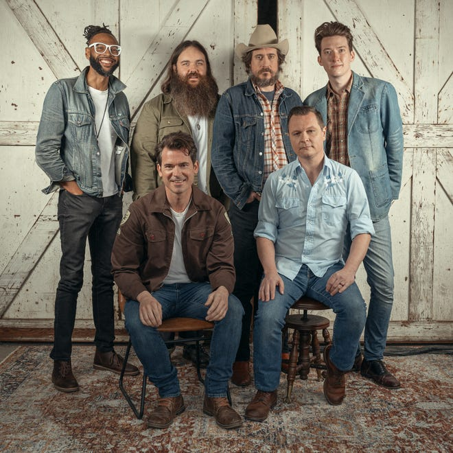 Old Crow Medicine Show will play Rose Park on September 2.