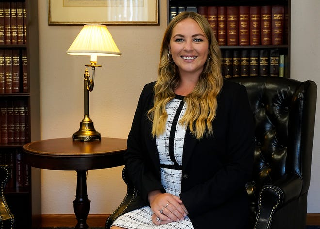 Attorney Ariel Berger has opened a law office in Adrian.