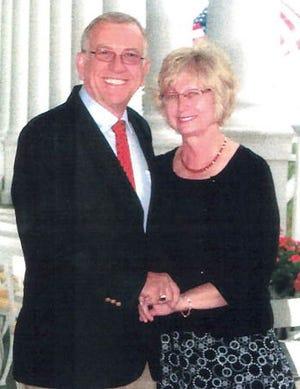 Greg and Dianne Blythe
