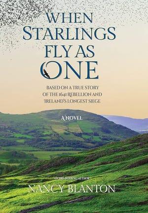 """When Starlings Fly as One"" by Nancy Blanton"