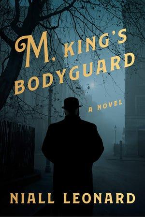 """M, King's Bodyguard"" by Niall Leonard"