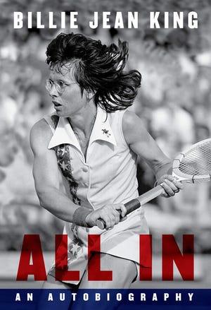 """All In"" by Billie Jean King"