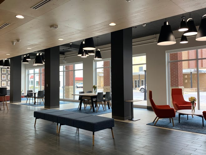 The Hays Public Library will host a ribbon cutting on Friday to showcase its new renovations.