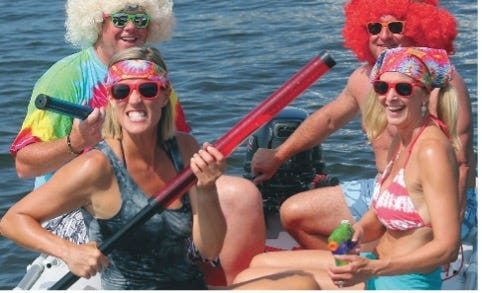 Saugatuck's Venetian Festival, initially canceled in a spring announcement, is now scheduled for July 30 and 31.