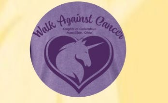A Walk Against Cancer will be held from 9 to 11 a.m. Saturday at the Massillon Knights of Columbus in memory of Paula Harris.