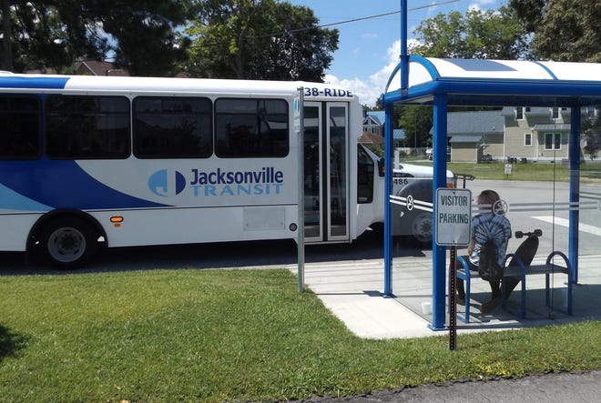 Jacksonville Transit will begin collecting fares for passengers starting July 1.