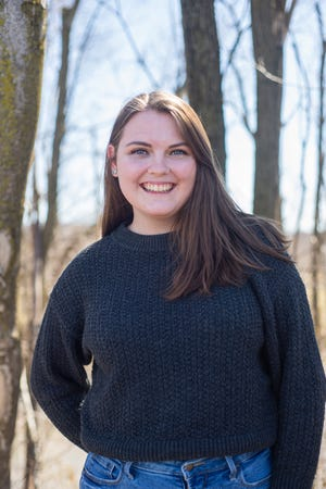 Katelyn Waltemyer graduated from James Madison University in May.