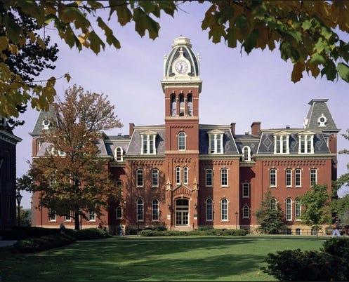 File photo of West Virginia University