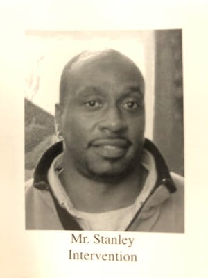 Reginald Stanley as pictured in the 2004 William T. Dwyer High School yearbook.