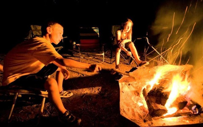 MDC reminds everyone to be careful with fireworks, campfires, and other sources of fire that could cause a wildfire.