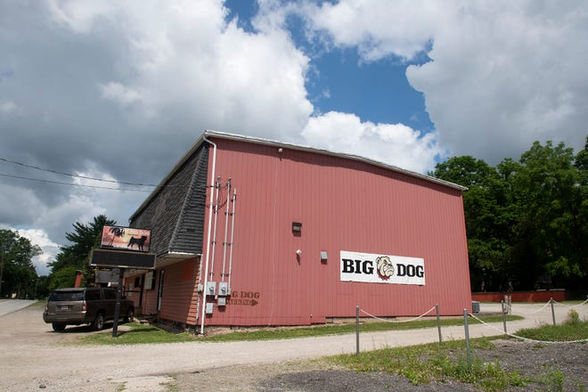 A Ravenna woman has been charged with a misdemeanor count of making false alarms after she allegedly claimed on Facebook that someone drugged her drink June 8 at the Big Dog Saloon on West Highland Avenue in Ravenna.