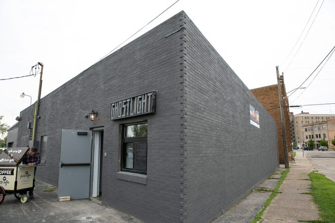 The GhostLight Theatre is located in Benton Harbor.