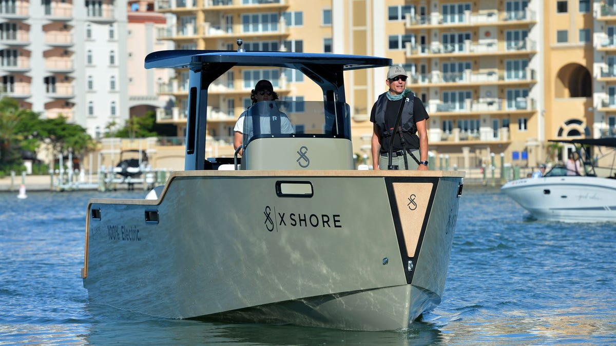 'Tesla of the sea': Swedish electric boat company sets logistics base in Sarasota with plans for growth