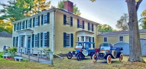 Historic tours of the Oliver House in Middleboro will be offered all summer.