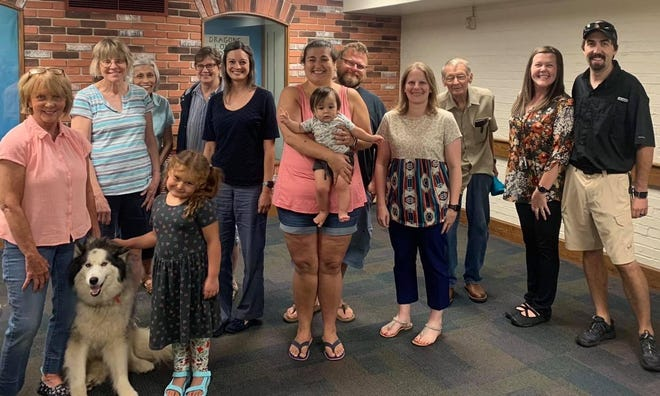 The Coshocton County Animal Shelter and Coshocton Public Library held a community partnership program June 8.
