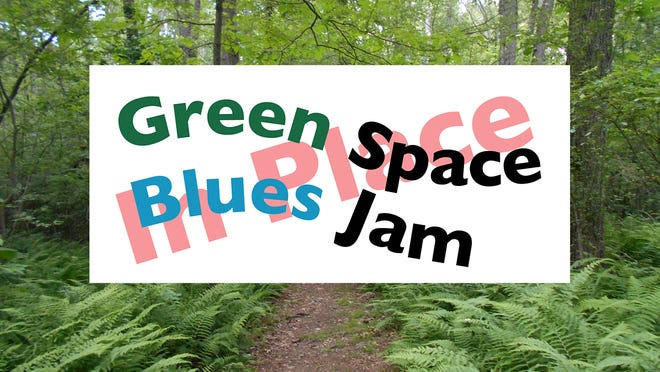 The Waltham Land Trust invites nature enthusiasts of all types to its second Green Space Blues Jam in Place from 7 to 10 a.m. June 26.