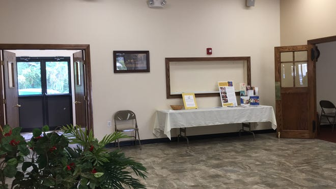 Our Lady of Lourdes in Carver has a renovated kitchen space.