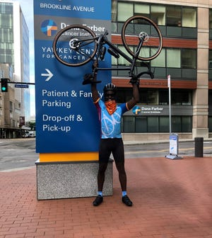 On Aug. 7-8, 24 participants from Waltham will take part in the Pan-Mass Challenge, a two-day 211-mile bike-a-thon across Massachusetts, with the goal of raising $52 million for cancer research and patient care at Dana-Farber Cancer Institute.