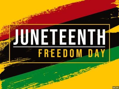 """Juneteenth is known as """"Freedom Day."""""""