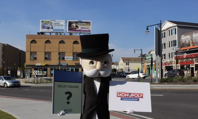 A Worcester version of  Monopoly is in the works, in addition to the one that's happening in the Canal District.