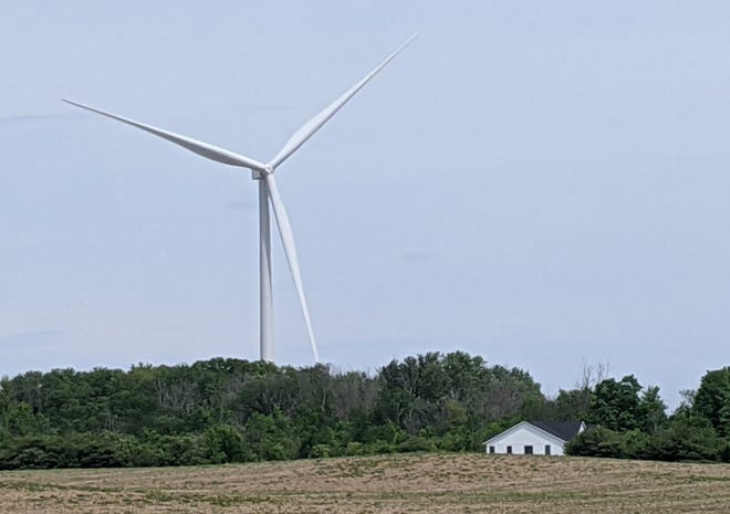 Apex Clean Energy, the parent company of Honey Creek Wind Farm, also developed Isabella Wind in central Michigan.